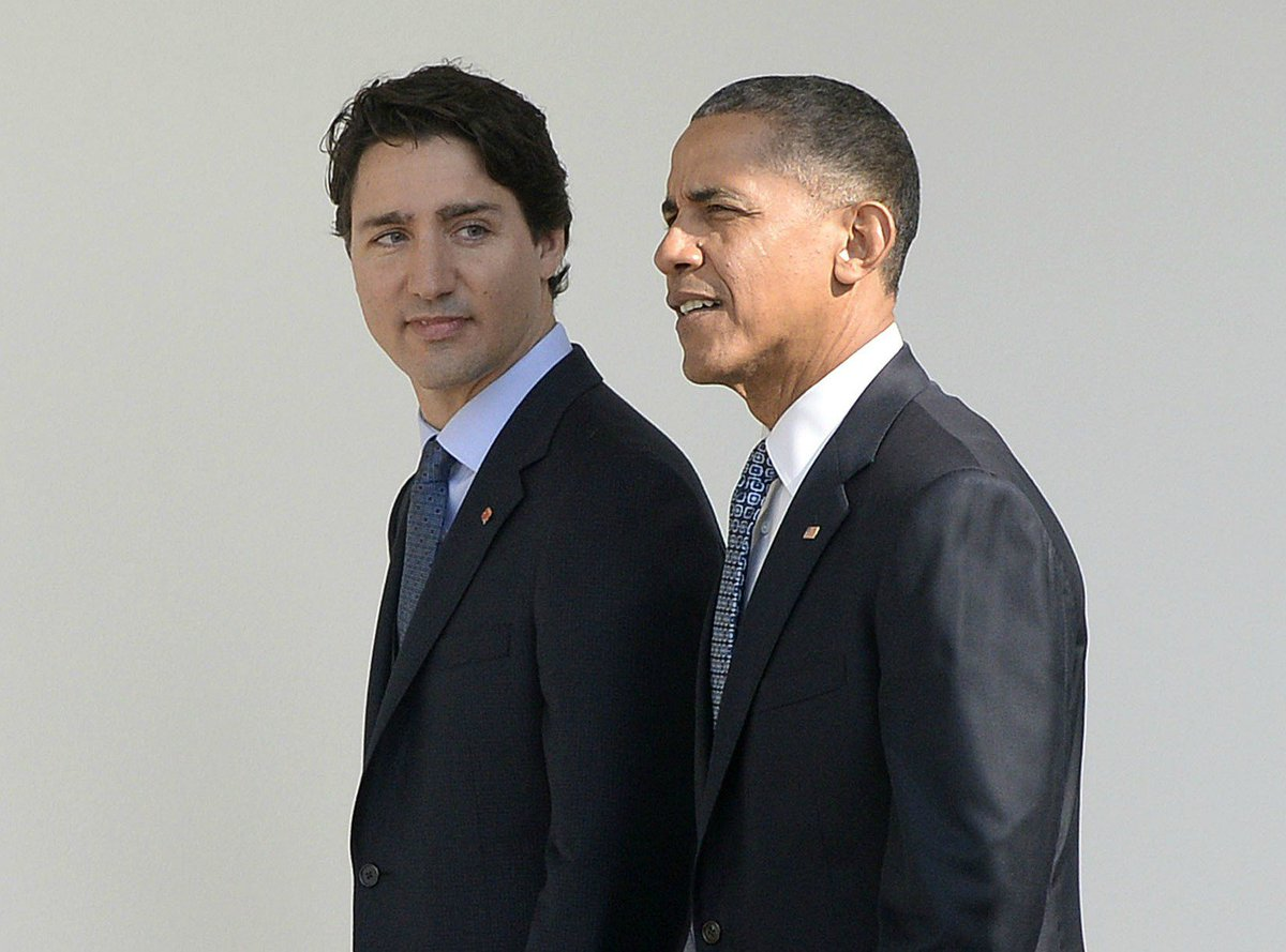 I just wish someone would look at me the way Trudeau looks at Obama... https://t.co/R4VqgDrmb9