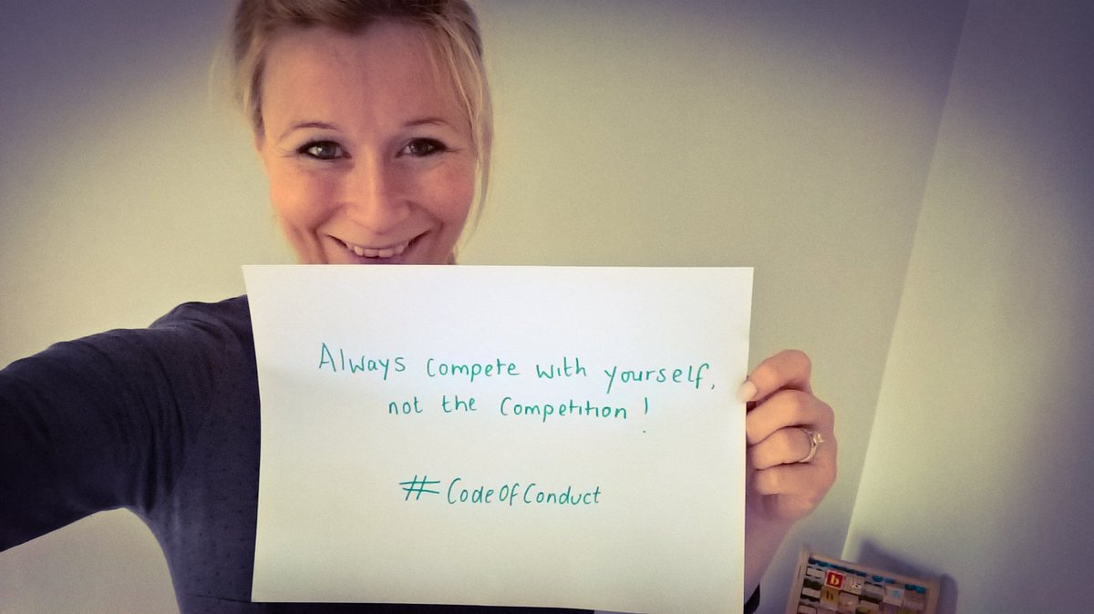 You're the only person who can determine how successful you will be! #CodeofConduct #Microsoftlife https://t.co/9Ngz4xRHBt