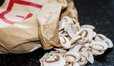 how to store mushrooms