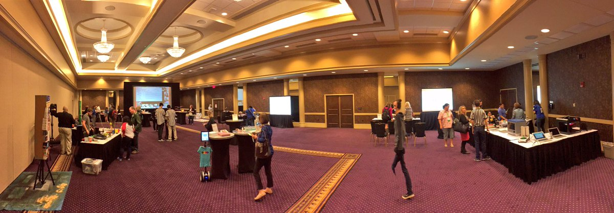 We're OPEN #KySTE16 #KyGoPlayGround Come visit! https://t.co/HfehBMk6nG