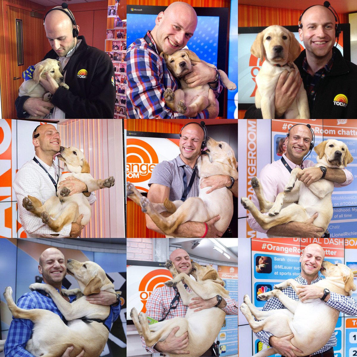 I'll miss you @WranglerTODAY, good luck! @TODAYshow https://t.co/FnxqiIlxmS