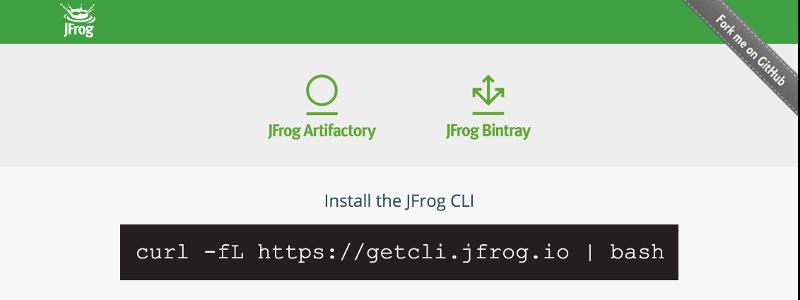 Jfrog Cli