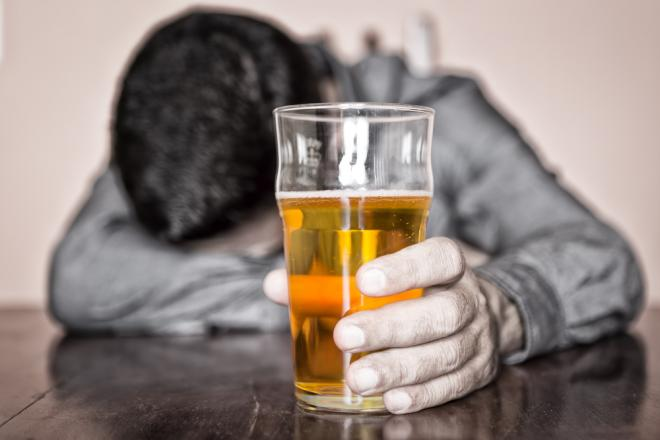 alcohol injury recovery