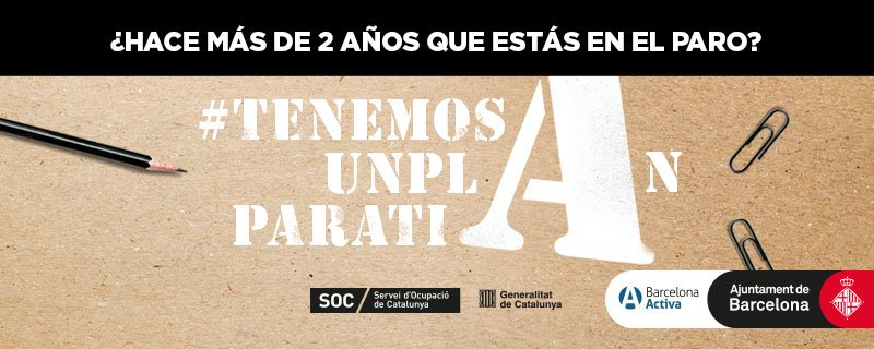 ¿Hace más de dos años que estás en el paro? #tenemosunplanparati https://t.co/w3OZRtDOHU https://t.co/YfRFue9N6h