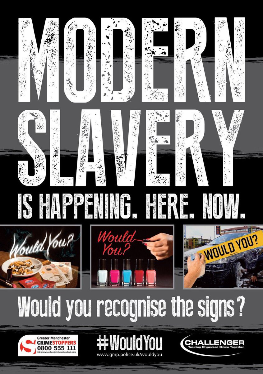 Thumbnail for Modern Slavery & Human Trafficking Patrol