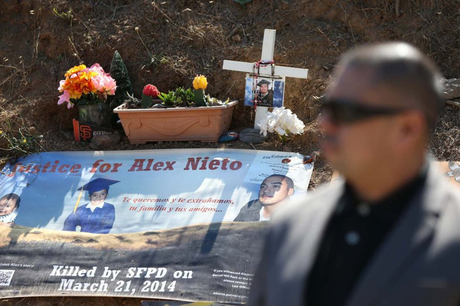 UPDATE: Jury rules #SFPD officers who killed #AlexNieto did not use excessive force https://t.co/seAMXveUZY https://t.co/qneL8NPeq7