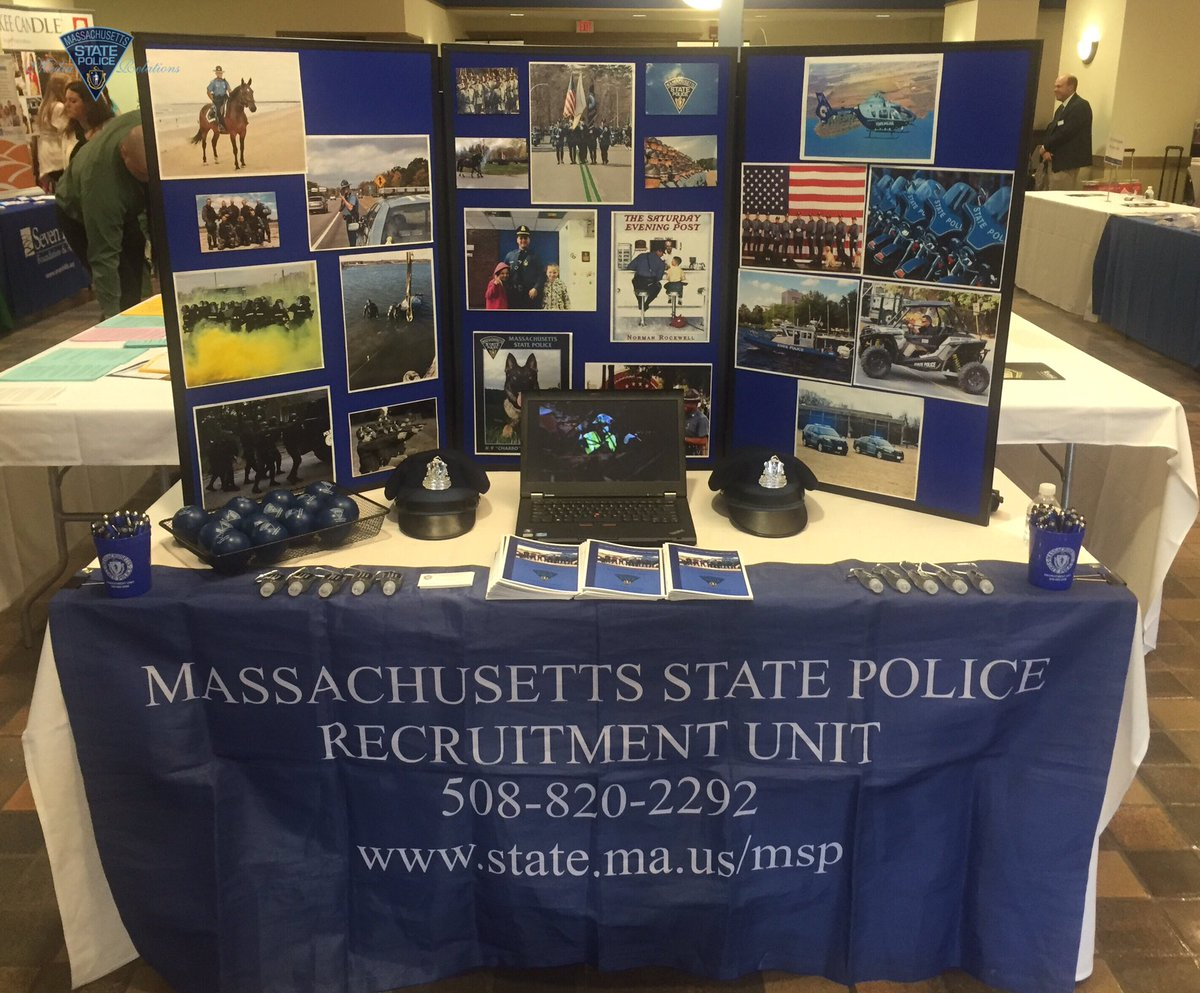 Mass State Police on Twitter: