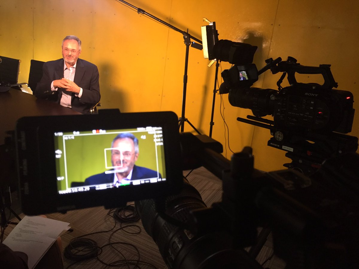 Sat down with former @HHSGov CIO @frankbaitman to talk cyber in health care for big @FederalTimes project @FedEdJill