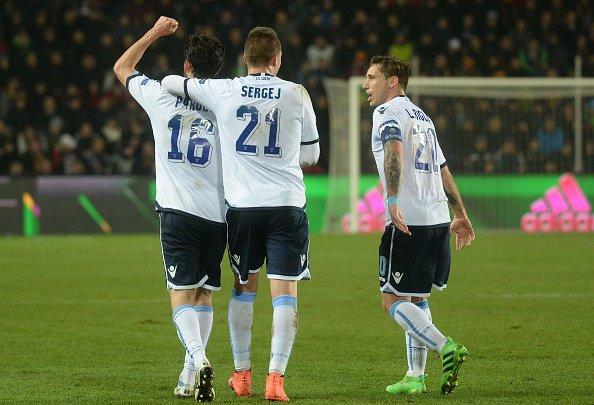 Risultati andata ottavi Europa League: Lazio pareggia a Praga