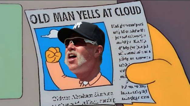 Me at @bigleaguestew: Goose Gossage doesn't like Jose Bautista and nerds ruining the game. https://t.co/h9JNbiYgCa https://t.co/0Hm0XQb4wR