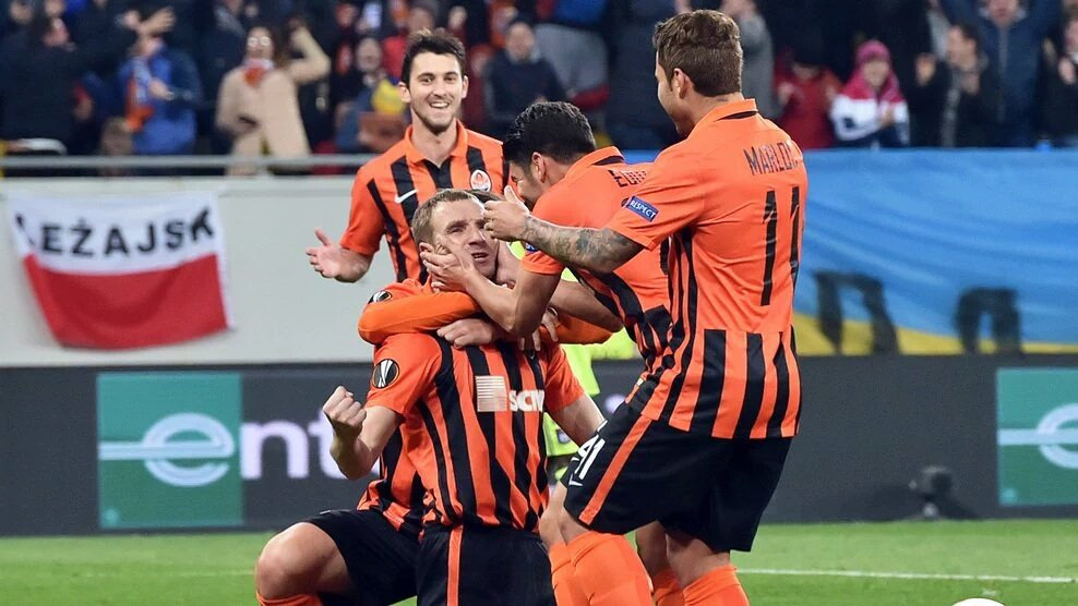 Video: Shakhtar Donetsk vs Anderlecht