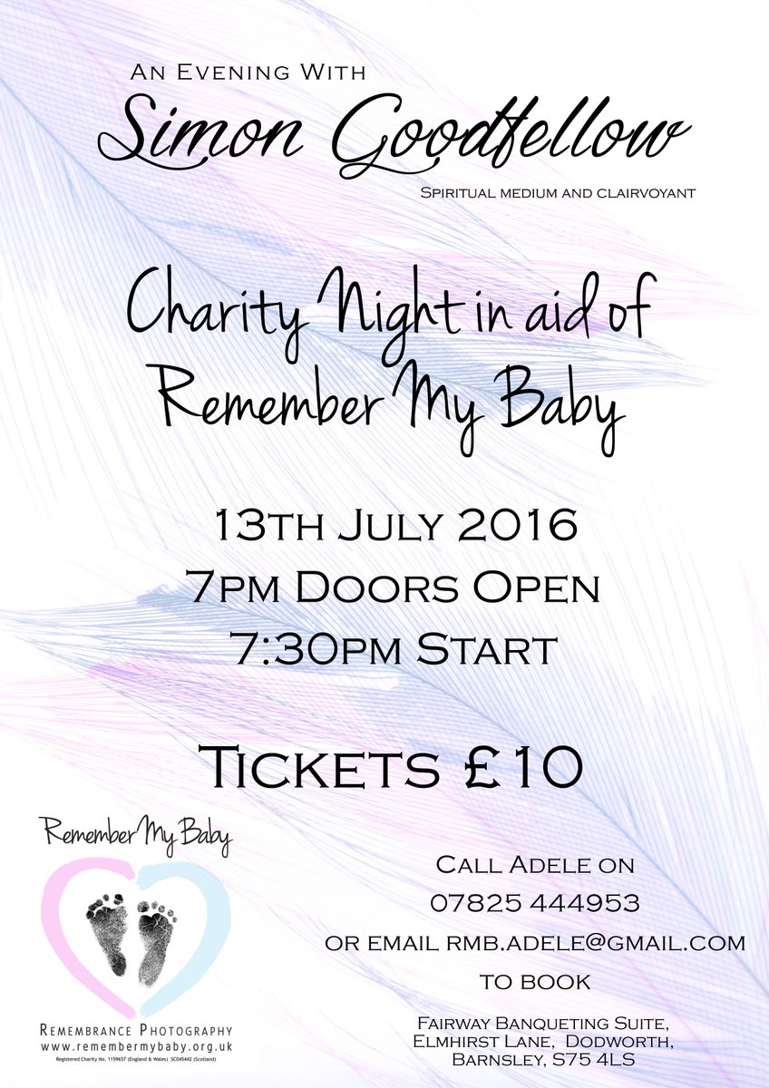 Come along and join in this fabulous event raising money! £10 a ticket! #barnsleyhour #barnsleyisbrill https://t.co/d3I2JrfmOi