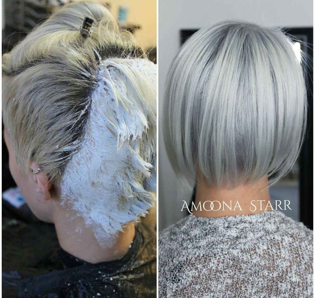 Silver Hair Color Formula Matrix Best Hair Color 2017