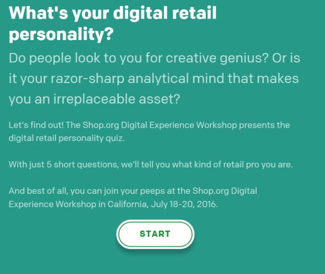 What's your digital retail personality? Find out in our #shoporgDX quiz! https://t.co/etx9obM2zh @experienceNRF https://t.co/mM7WychLYo