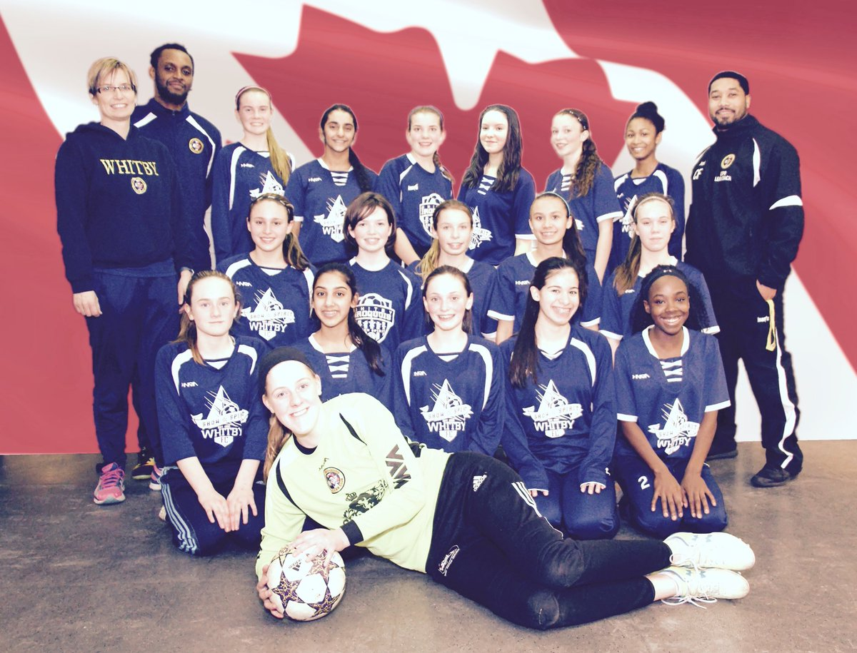 @DallasGirlsCup Canada is coming. Looking forward to being a part of this high quality event. ⚽️