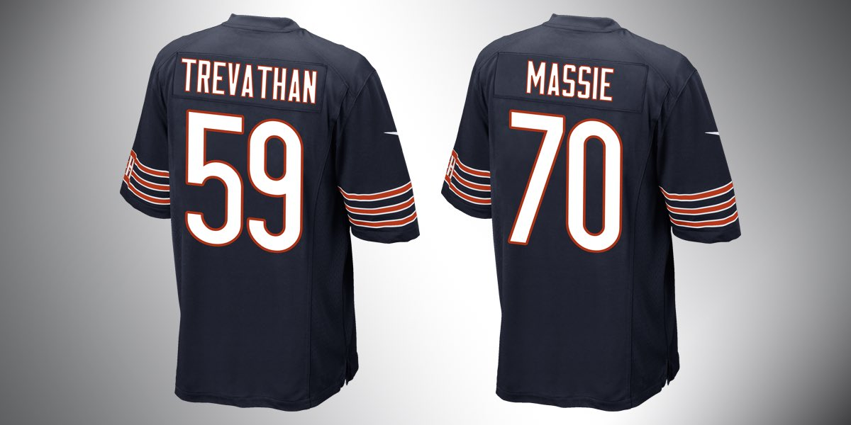 """NFL Jerseys NFL - Danny Trevathan on Twitter: """"Know it's real?????? https://t.co ..."""