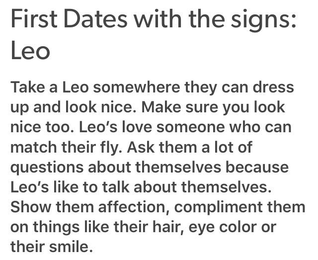 Ghetto Asstrology On Twitter First Dates With The Signs