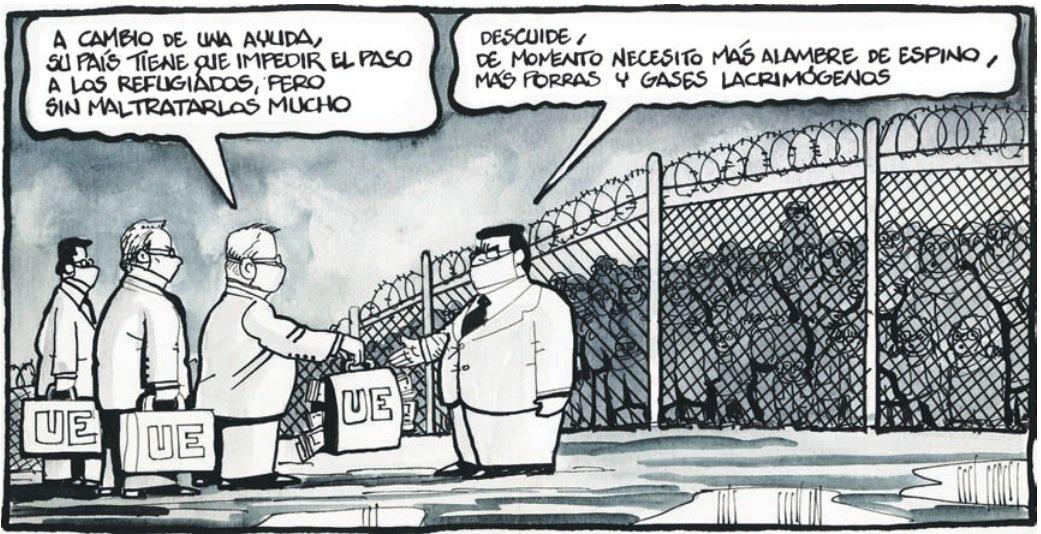 Viñetas y tiras de prensa - Página 4 CdObMbEUYAEtJjC