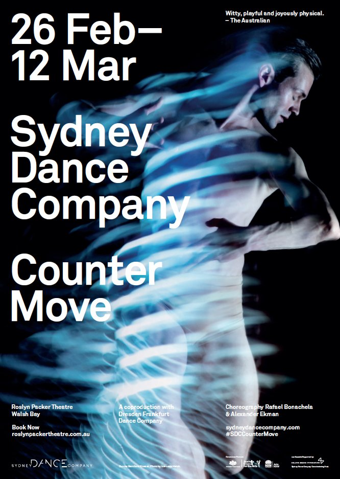 Sydney Dance Company on Twitter: