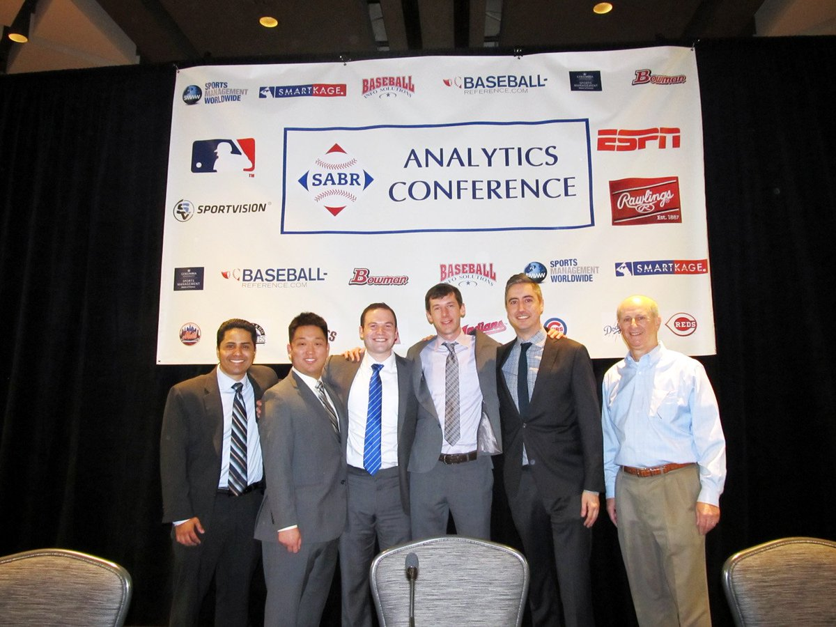 Thumbnail for 2016 SABR Analytics Conference - Day 1