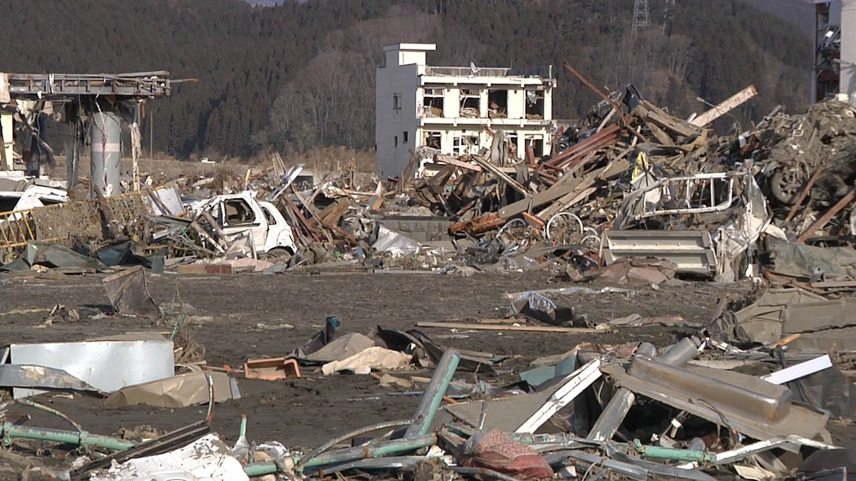 3/11 marks 5 yrs since the Great East Japan Earthquake. Today I remember the dead and the survivors #東日本大震災 https://t.co/4YAD7ONa66