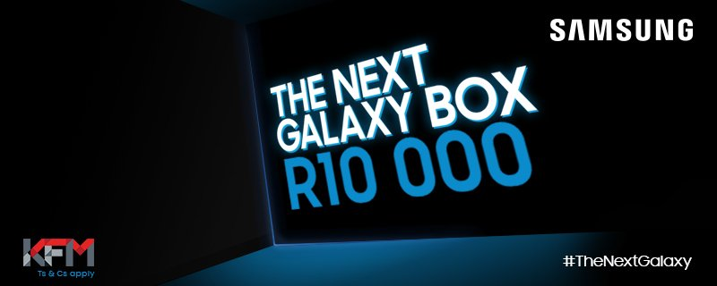 1000 #TheNextGalaxy retweets unlock the box! RT & you can stand a chance to WIN R10 000 with @SamsungMobileSA https://t.co/O413NPjLLd