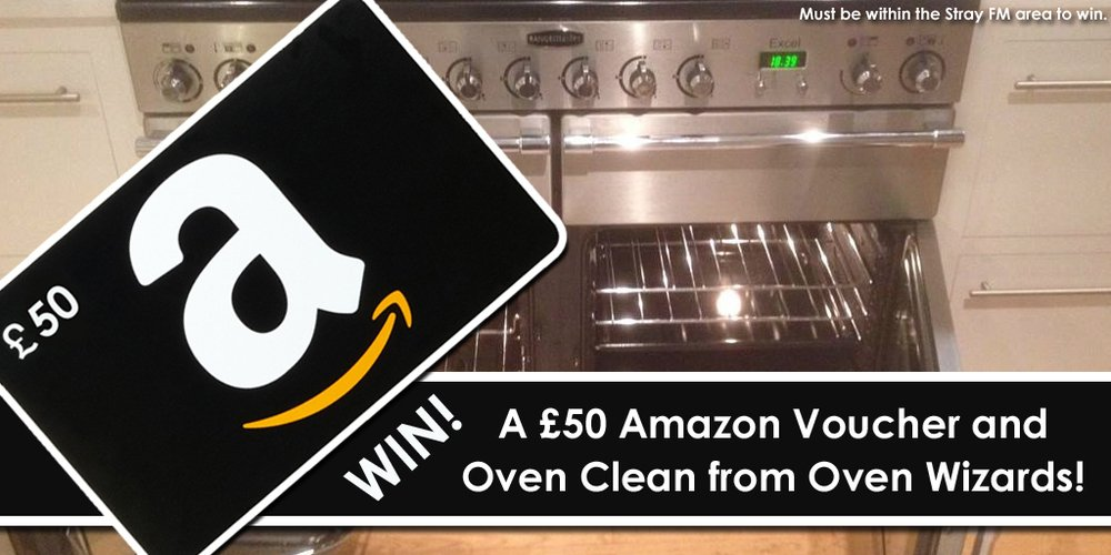 #WIN a £50 @amazon voucher and oven clean! Just #follow @oven_wizards & #retweet this post! https://t.co/T4cJJZKDYd https://t.co/C69xDDoEqD