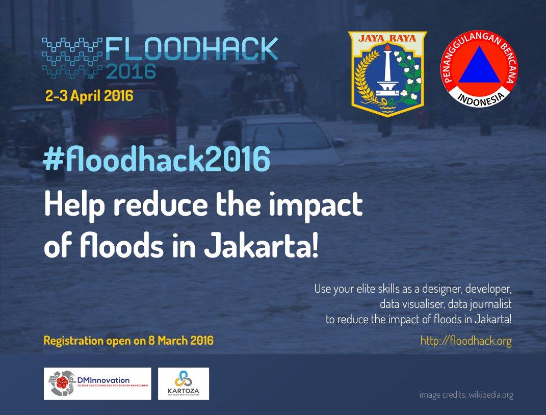 Join #FloodHack