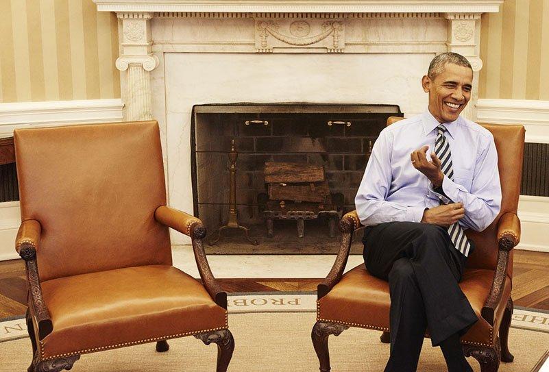 В Кремле приняли к сведению слова Обамы в адрес Путина, - Песков - Цензор.НЕТ 4427