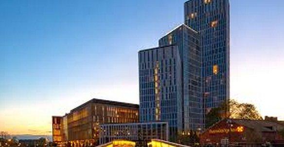 Grattis Malmö Live @ClarionNorden som blivit utnämnt till Årets Bygge av tidningen @byggindustrin! @ResortsNordic https://t.co/jlaBEEvXf7