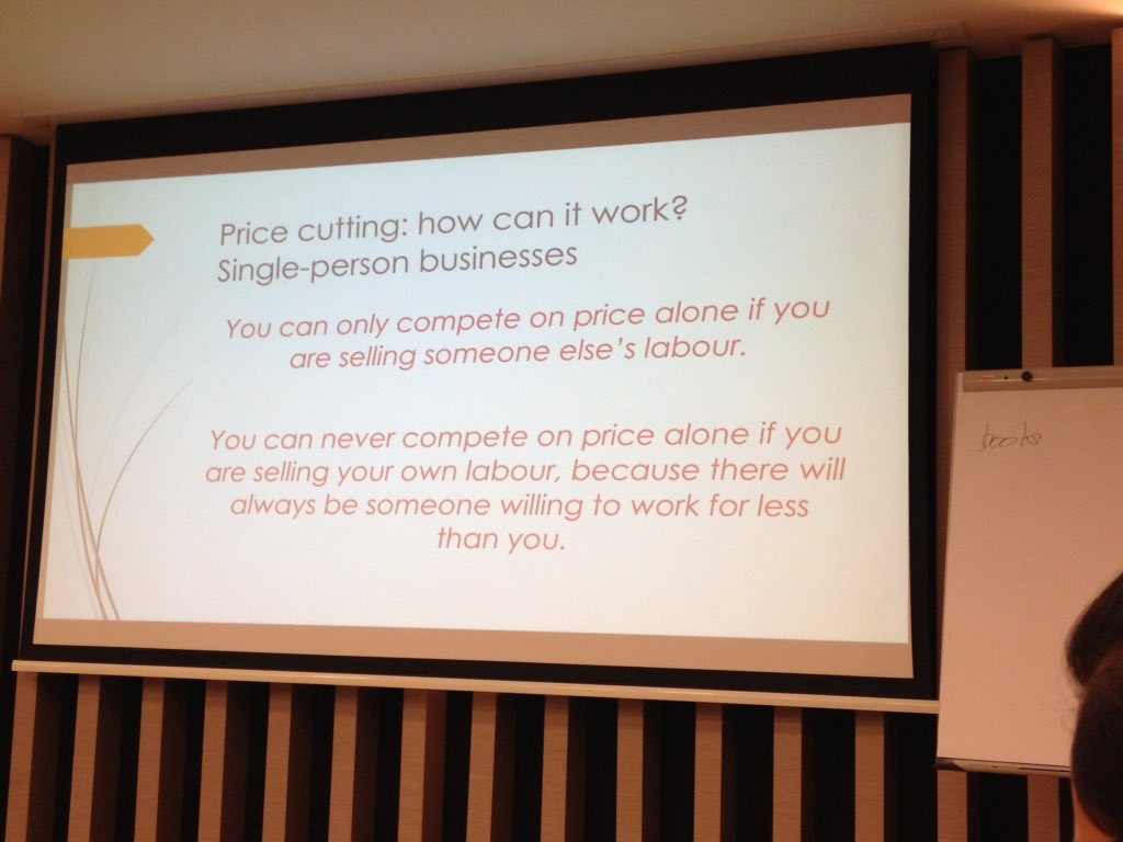 Take note, freelancers! #tlconference https://t.co/i1sJjvq0I5