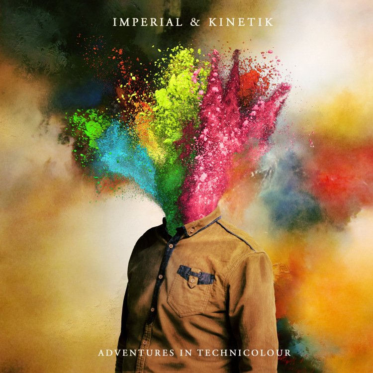 """Adventures In Technicolour"" by @imperialbeats x @IAmKinetik out April 15.   https://t.co/mmFSGEnyxB https://t.co/gslY4pTSMy"