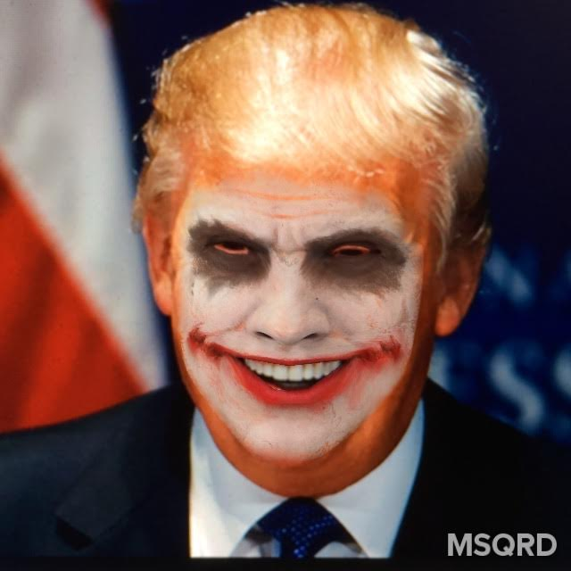 "on Twitter: ""WHY-SO-ORANGE! HAHAHA!! I wonder what the #Jokers #Trump ..."