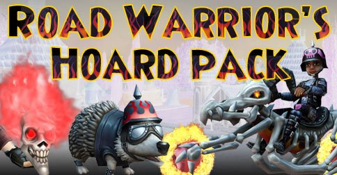 Road Warrior's Hoard Pack