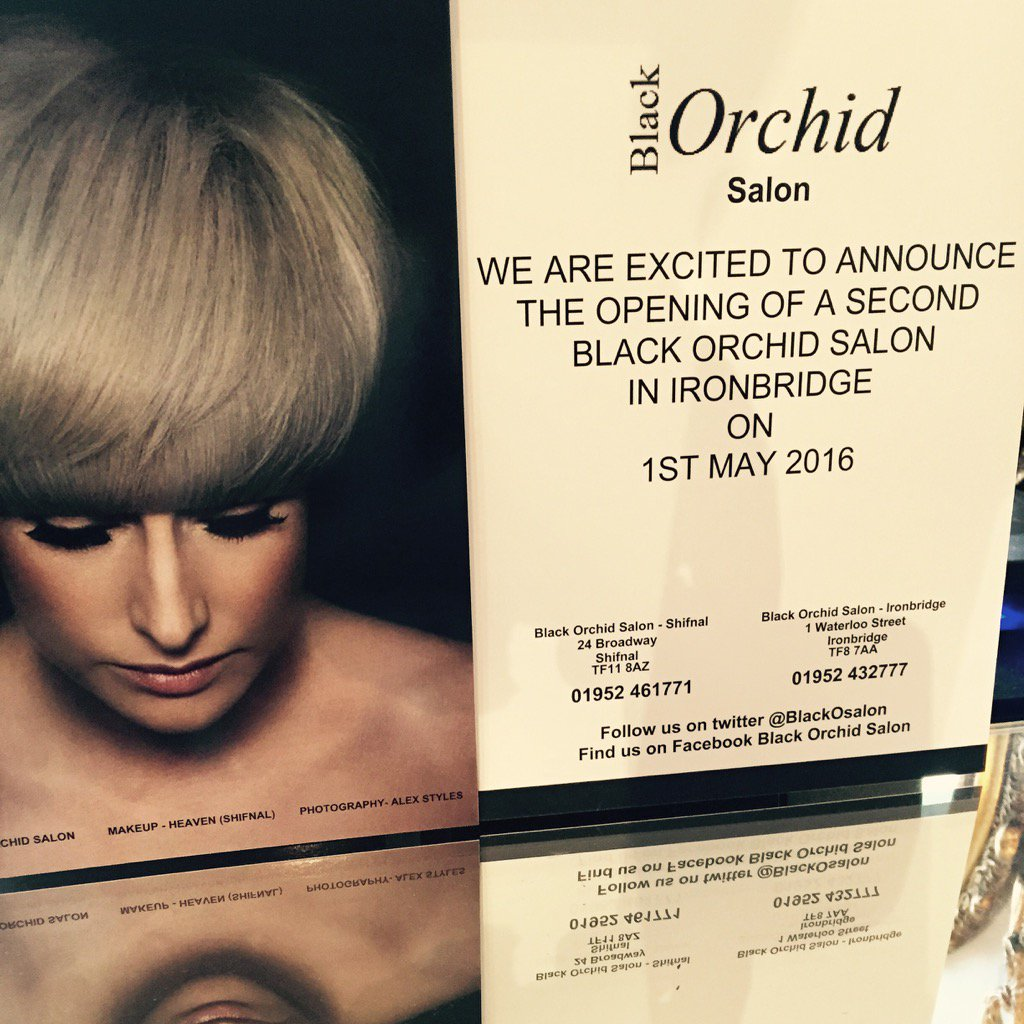 Black Orchid Salon Fayetteville Ar 479 966 4730