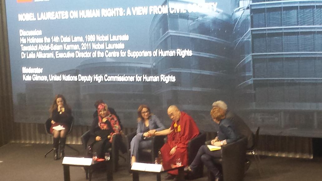 the Graduate Institute, Geneva @IHEID Nobel Laureates on Human Rights ...