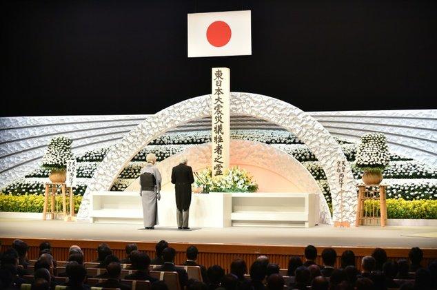 Japan remembers. Earthquake, tsunami and nuclear emergency #sfdrr  #Fukushimaanniversary https://t.co/LBgf4aYrmk https://t.co/5EUVjGb3UM