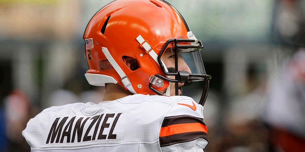 Johnny Manziel waived by @Browns:  https://t.co/4O5E8MUDL6 https://t.co/N7L25LZTj8