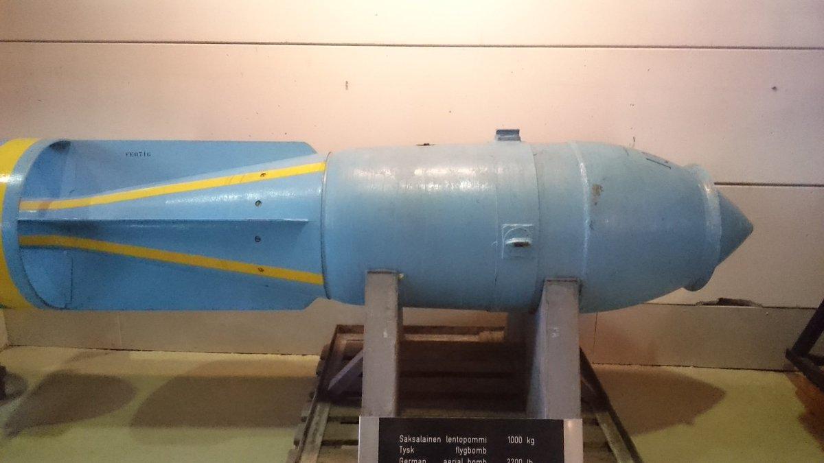 """まっちゅん on Twitter: """"1トン爆弾がある その隣にはシュベツォフM-62 ..."""