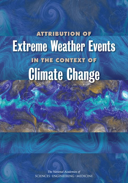 New report on attribution of #ExtremeWeather in the context of climate change availble now: https://t.co/6yFRNVBKQw https://t.co/jbWGuuwi50