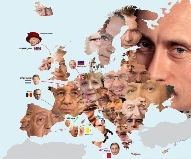 Map Europe 2016.Terrible Maps On Twitter Map Of Europe With The Countries Leaders