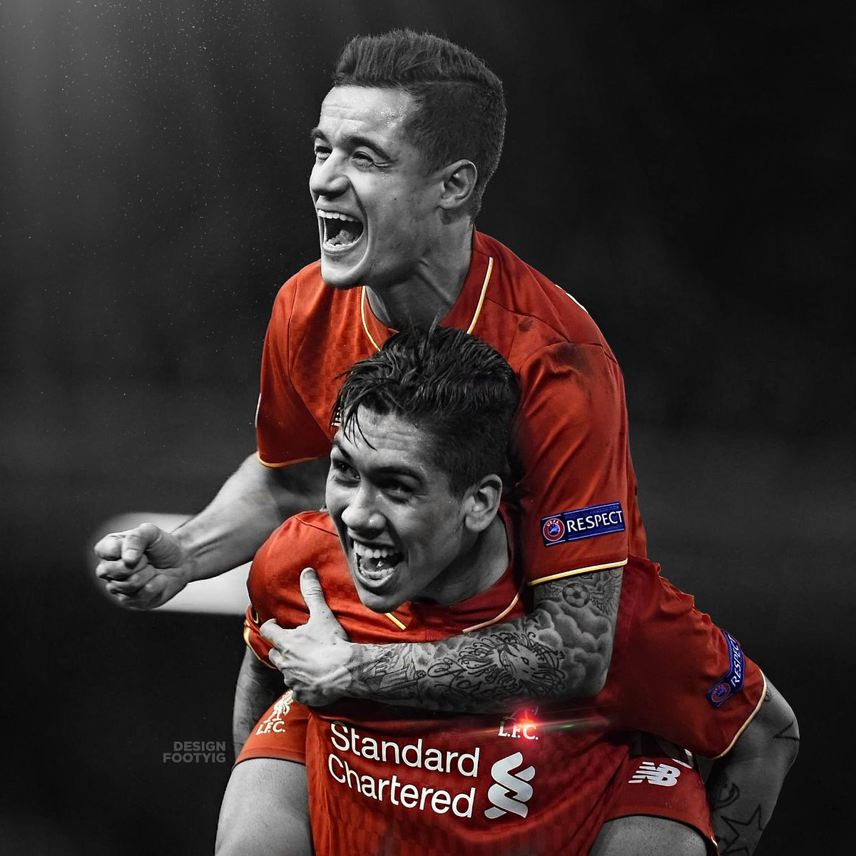 """Roberto Firmino: On Twitter: """"@DesignFootyIG Could You Make An Edit With"""