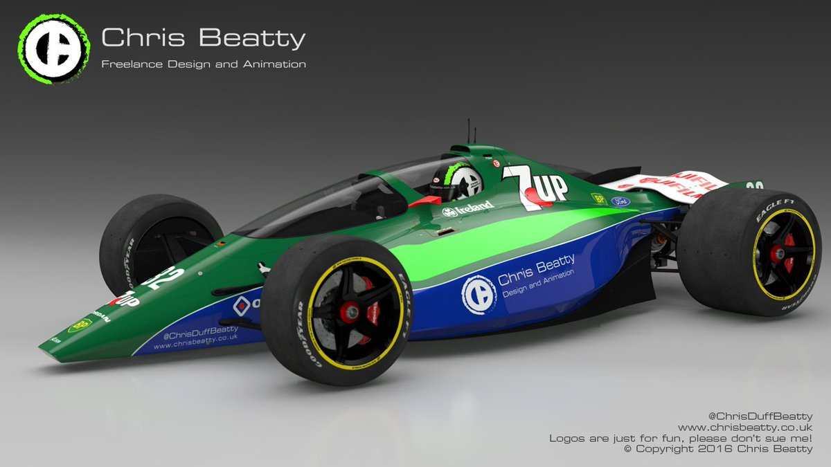 @Jamesallenonf1 Heres an idea Iu0027ve designed for a #canopy to go on either # f1 #indycar or something new. #halopic.twitter.com/SCHewIWOnI & Chris Beatty on Twitter: