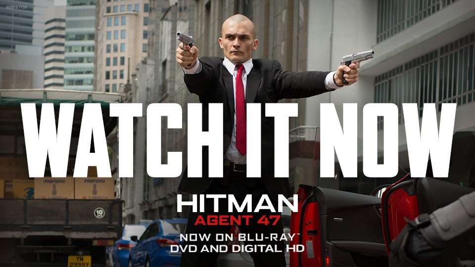 Hitman Agent 47 On Twitter You Ve Played Hitman Now Watch Hitmanagent47 Available On Blu Ray Dvd And Digital Hd Https T Co Mnc1oith3x Https T Co Fbiiyus2yu