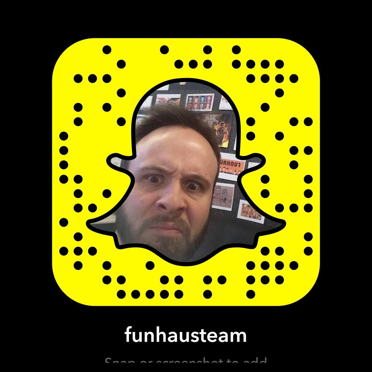 Funhaus snapchat