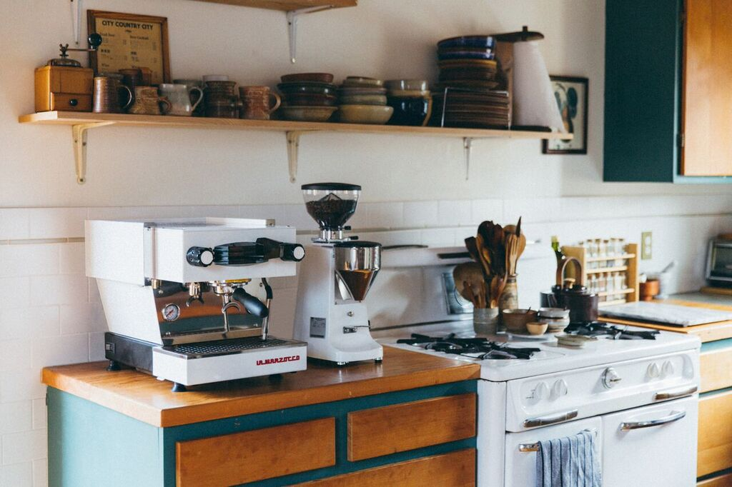 La Marzocco Home On Twitter That Fridayfeeling When This Is Your Espresso Setup Https T Co Odplue4kqu