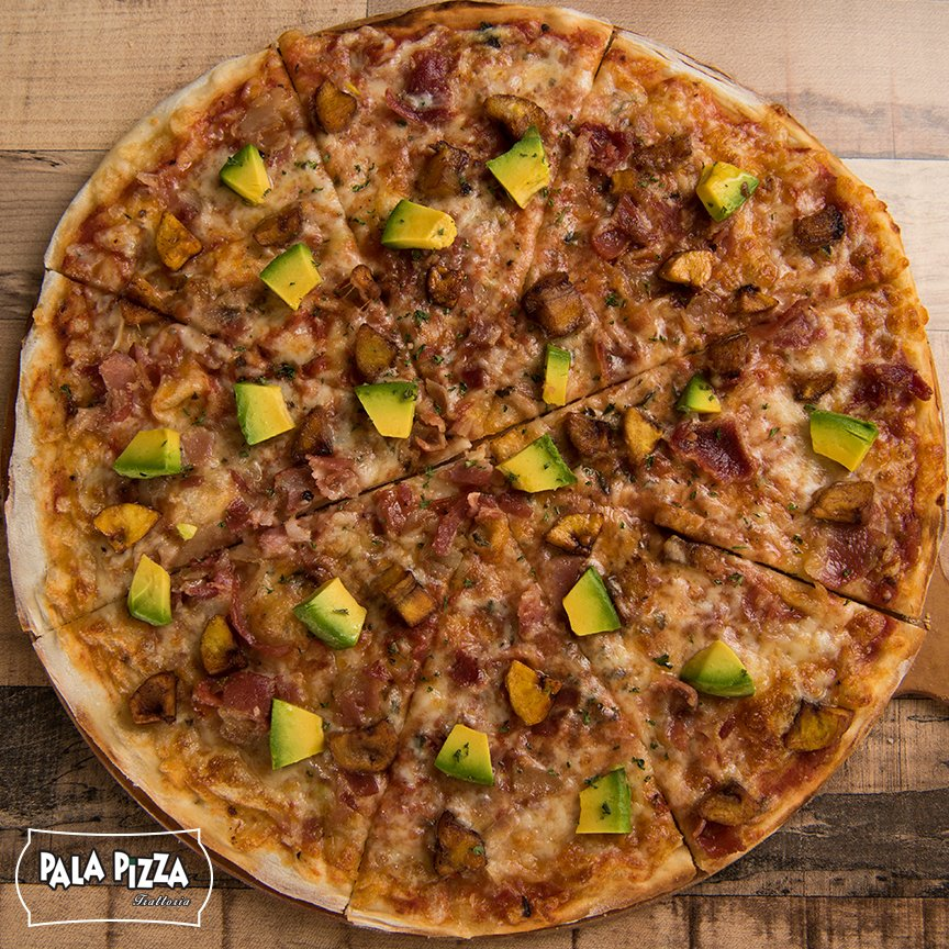 Pala pizza on twitter nuestra pizza dominicana solo for Pala para pizza