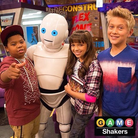 Get Game Shakers Mego  Background