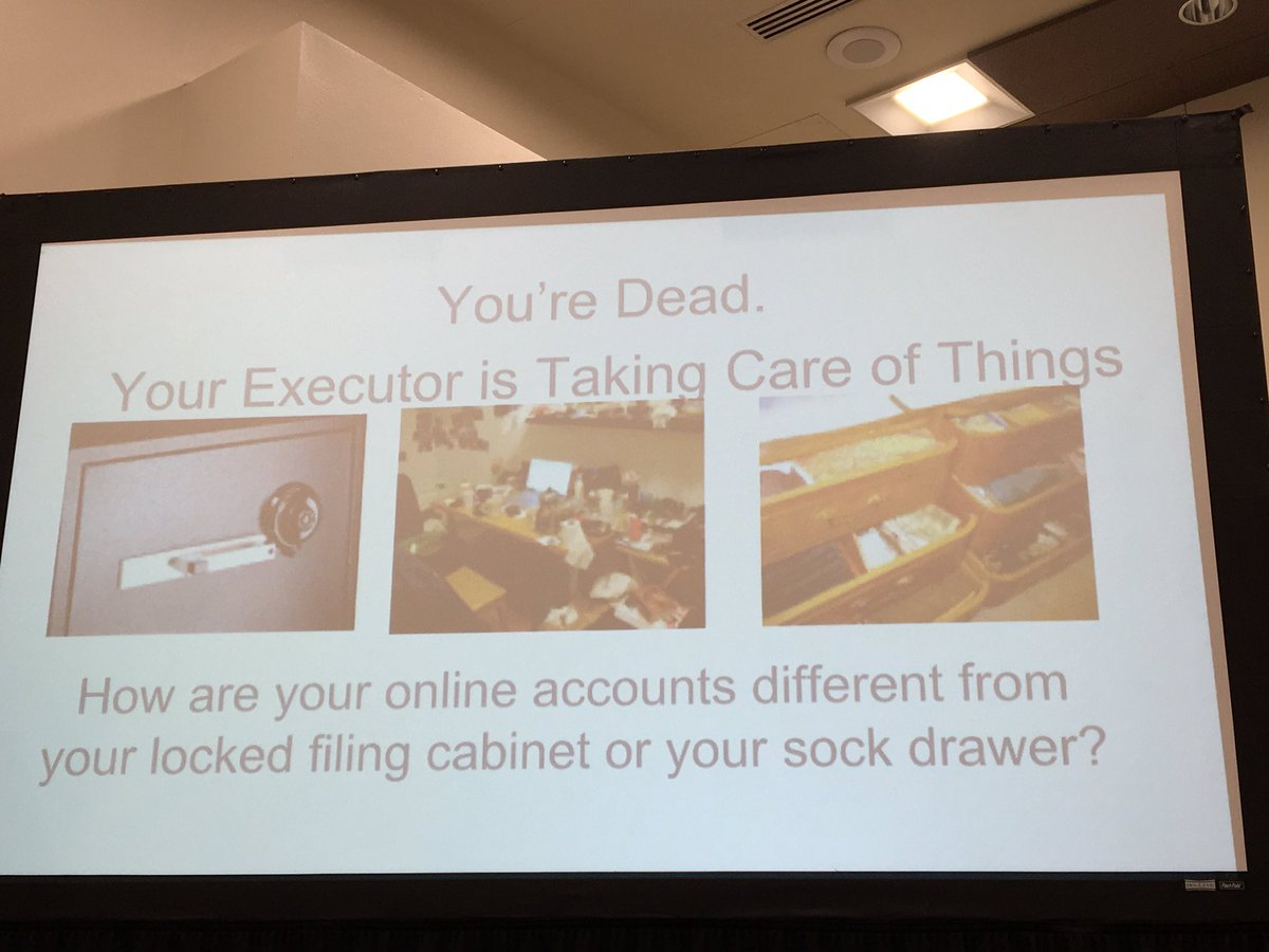 Interesting question here #techlegacy #sxsw https://t.co/aHoB3ioYg0