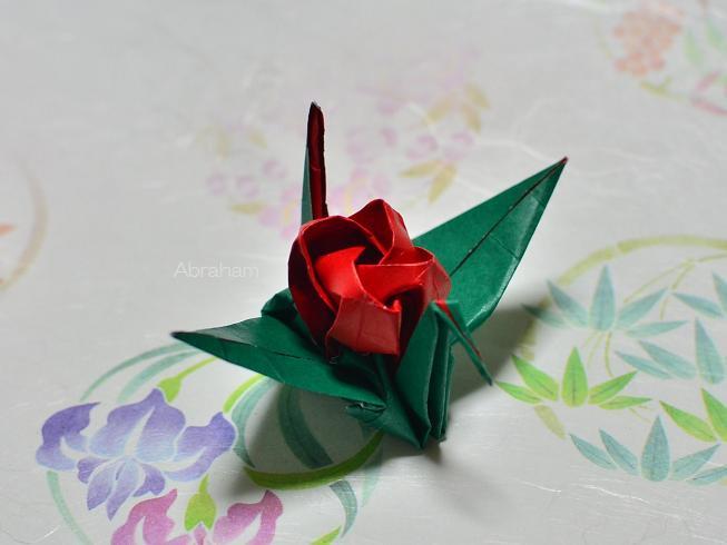 クリスマス 折り紙 鶴 折り紙 : twitter.com